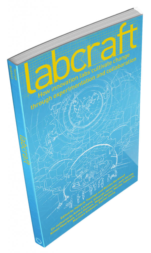 Labcraft book now available.