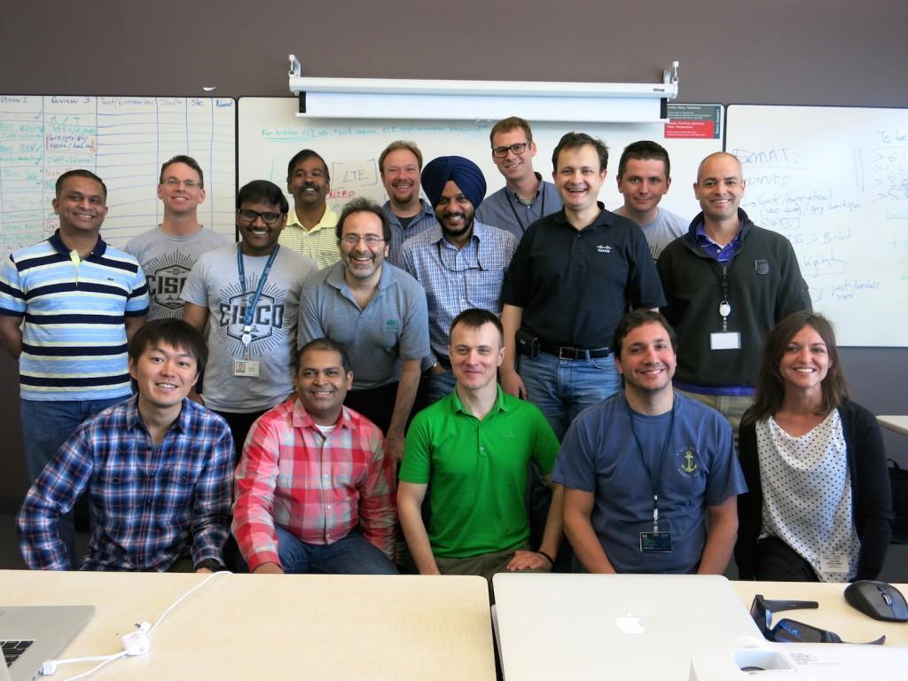 Cisco BS #3 - Participants