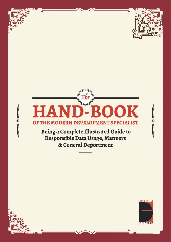 Responsible Data in Development Handbook