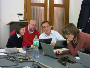 International IDEA and HDS Book Sprint in Bern, December 2016