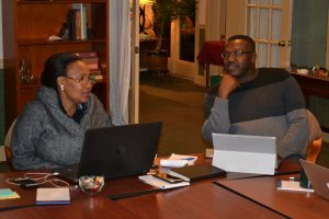 Book Sprint with US Energy Association in Maryland, November 2016