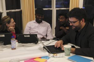 Book Sprint with the World Bank in Maryland, November 2016