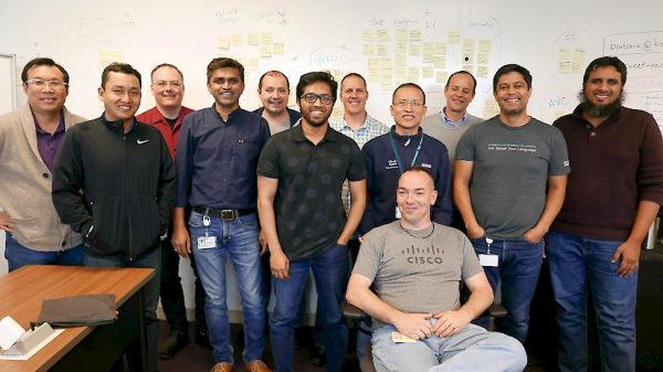 Cisco Catalyst 9000 team