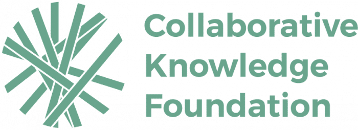 The Collaborative Knowledge Foundation logo