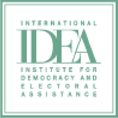 The International Institute for Democracy and Electoral Assistance logo