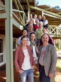 The contributors in Australia
