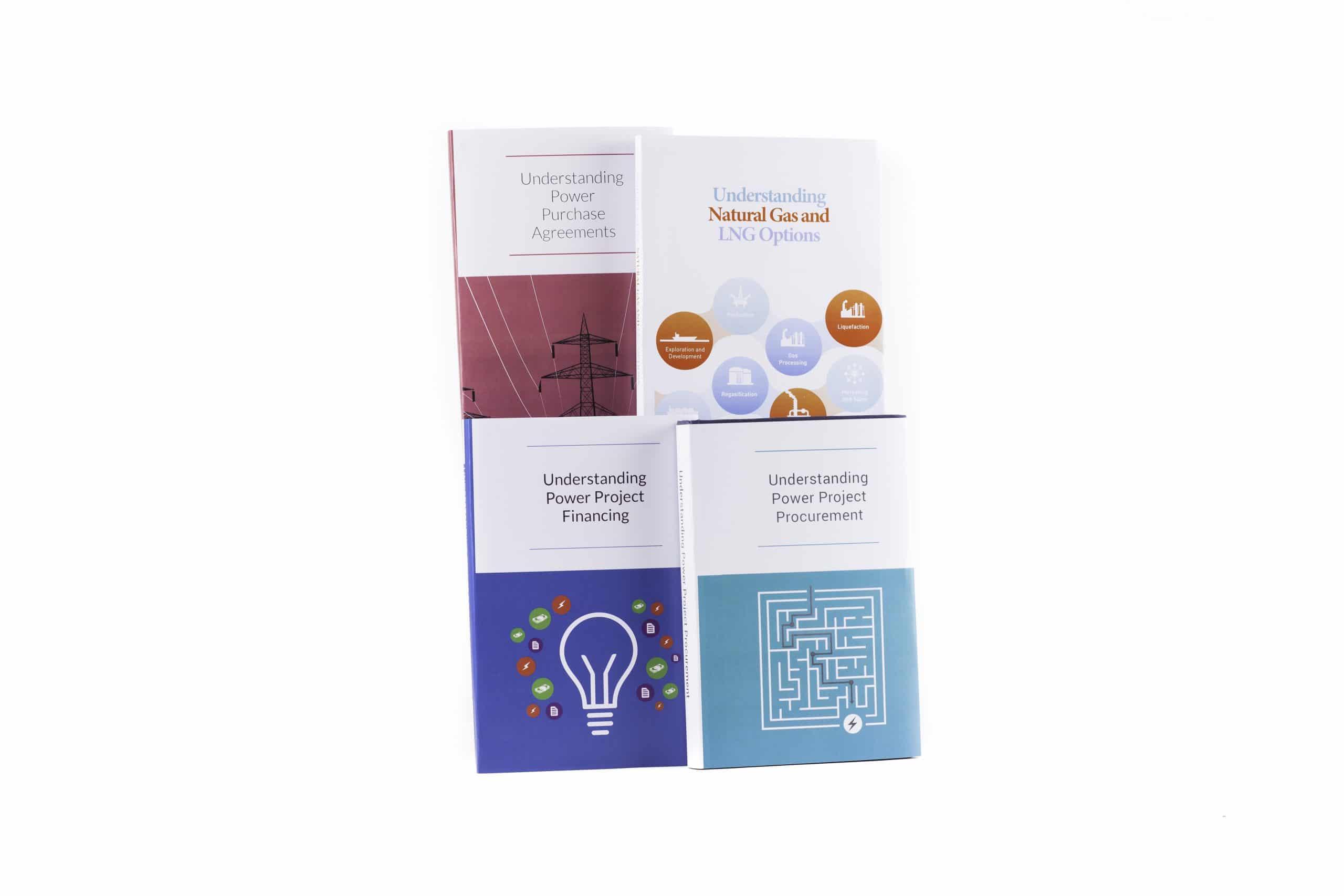 4 books USAID Power Africa Understanding series