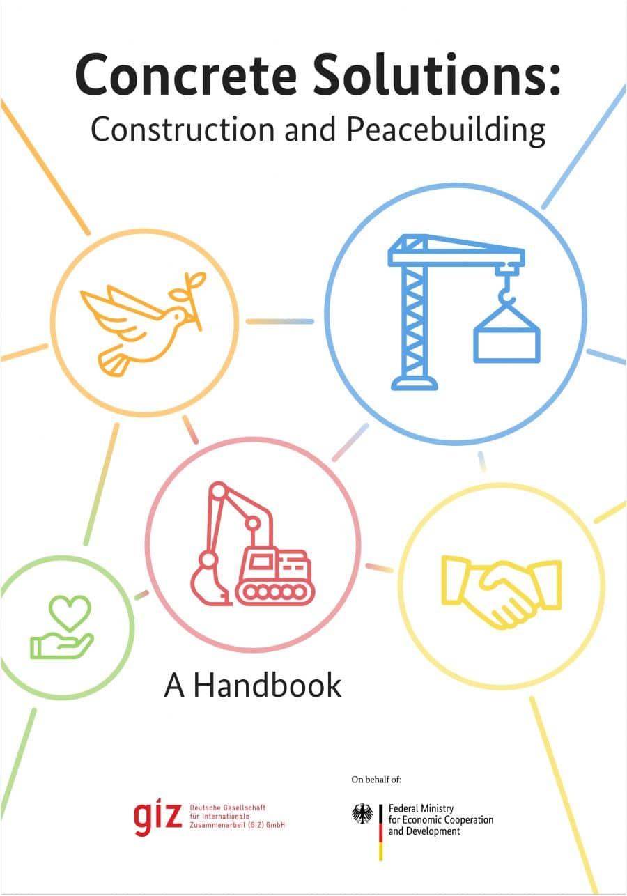 cover GIZ book Concrete Solutions